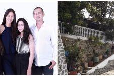 10 Potret rumah orangtua Paula Verhoeven di Semarang, suasananya asri