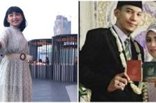 Rayakan anniversary pernikahan, intip 7 potret lawas Mpok Alpa & suami