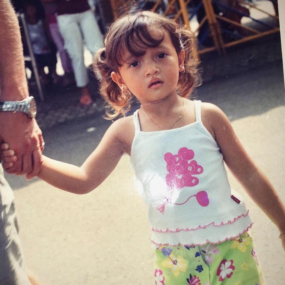 Potret masa kecil seleb blasteran Jerman © 2020 brilio.net