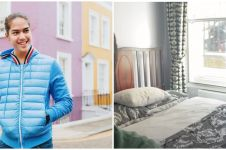 Potret kamar tidur 6 seleb saat kuliah di luar negeri, serba minimalis