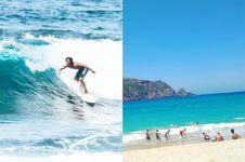 7 Spot surfing di Mandalika, rekomendasi bagi para peselancar