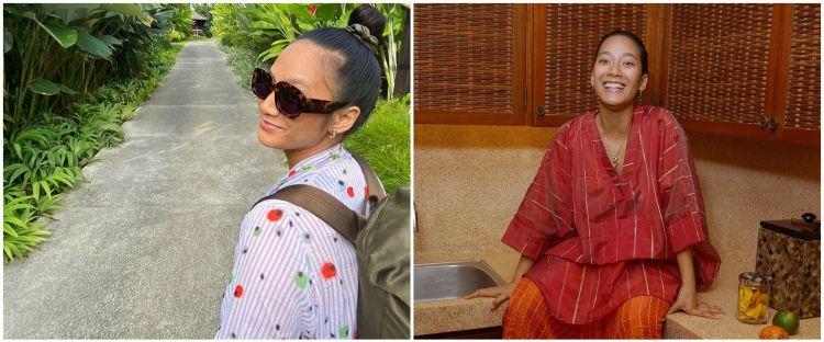 10 Potret Tara Basro liburan di Bali, gayanya curi perhatian