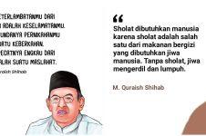 40 Kata-kata bijak Quraish Shihab, keren dan penuh arti