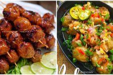 13 Resep camilan berbahan bakso, simpel dan enak dengan aneka rasa