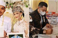Viral kisah pengantin di Bekasi diberi mahar ikan cupang