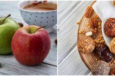 9 Camilan penurun kolesterol, lengkap dengan kandungan gizinya