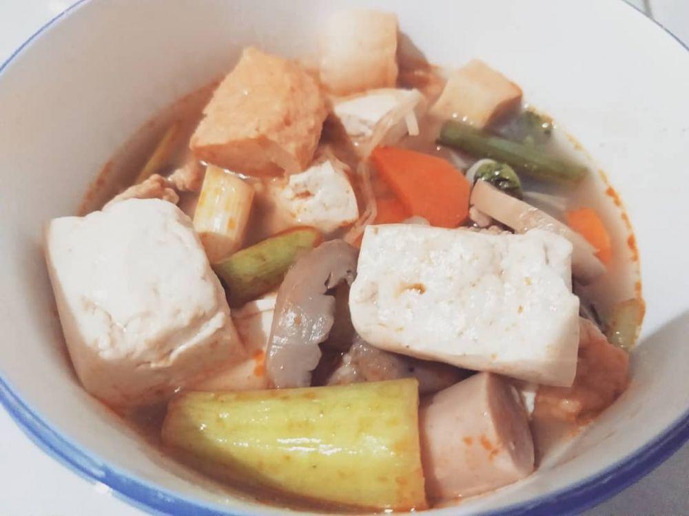 Resep masakan sederhana pakai rice cooker Instagram