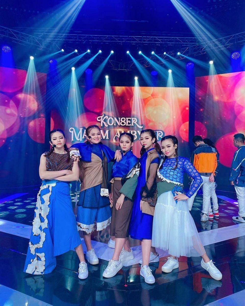 Potret girlband dangdut Byoode © 2020 brilio.net