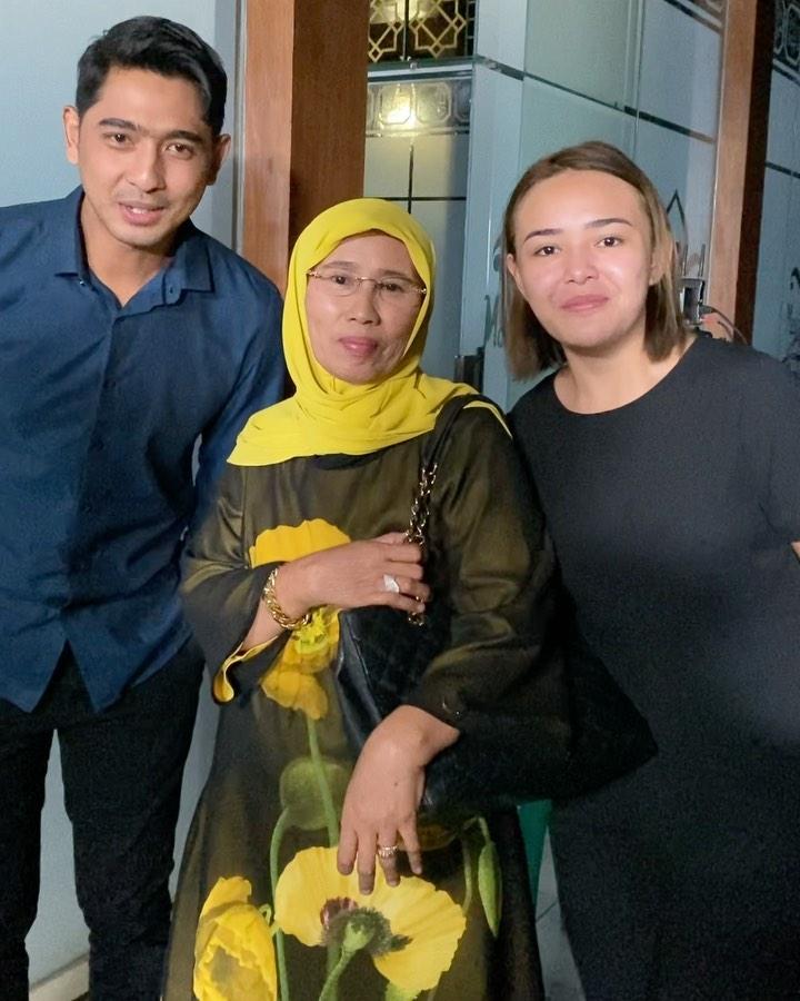Inul bertemu para pemain Ikatan Cinta Instagram