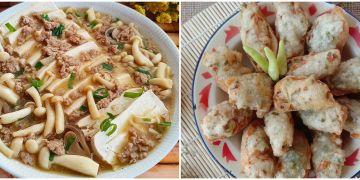 8 Resep kreasi jamur dan tahu paling enak, sederhana dan bikin nagih