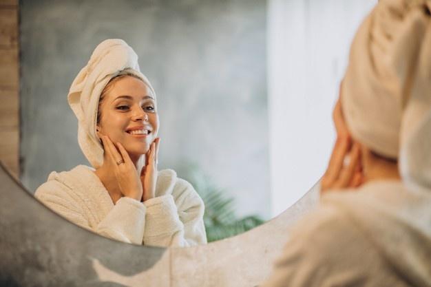 Rangkaian skin care agar kulit lembab dan cerah © 2020 brilio.net