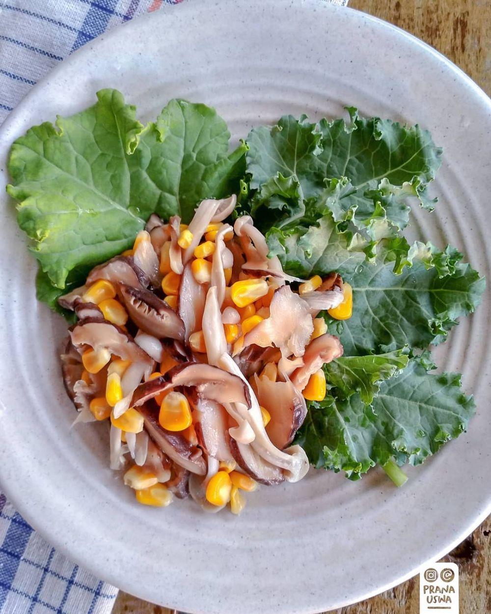 Resep olahan sayur kale © 2020 brilio.net