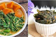 10 Resep olahan sayur kale, enak, sehat dan mudah dibuat