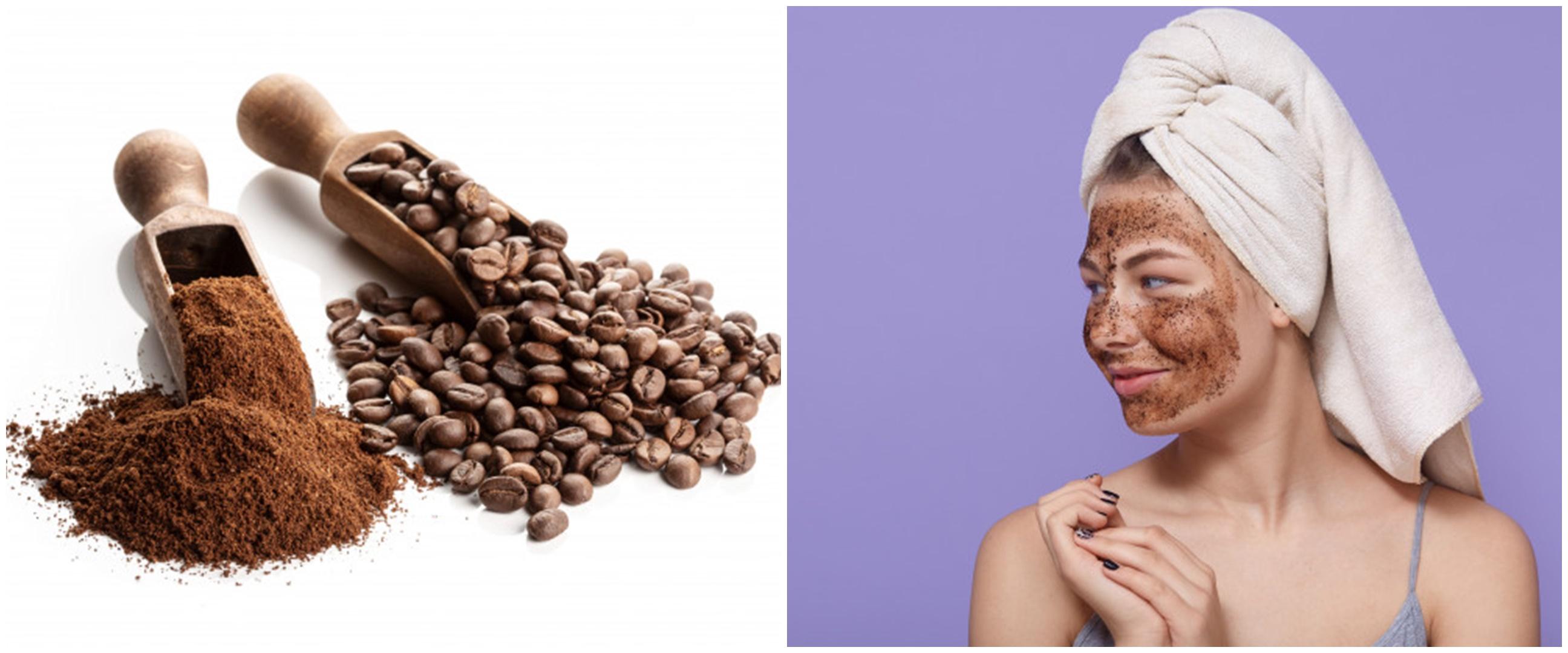 Cara membuat masker kopi dan garam di rumah, dapat mencerahkan kulit