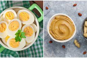 10 Makanan kaya omega-6, ampuh bantu proses diet sehat
