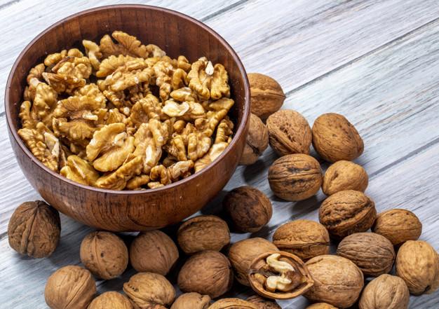 Makanan kaya omega-6 © freepik.com