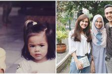 Beda keyakinan, ini 10 potret Alyssa Soebandono & kakak yang harmonis