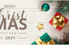 40 Pantun ucapan selamat Natal dan tahun baru, lucu dan penuh makna