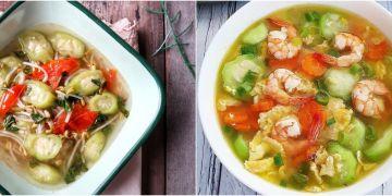 10 Resep olahan sayur oyong ala rumahan, sehat, enak dan mudah dibuat
