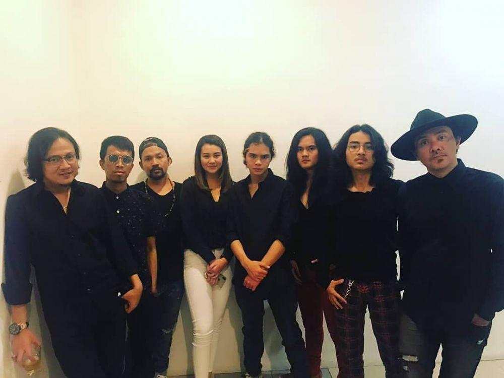 pesona AXL Ramanda Idol © Instagram