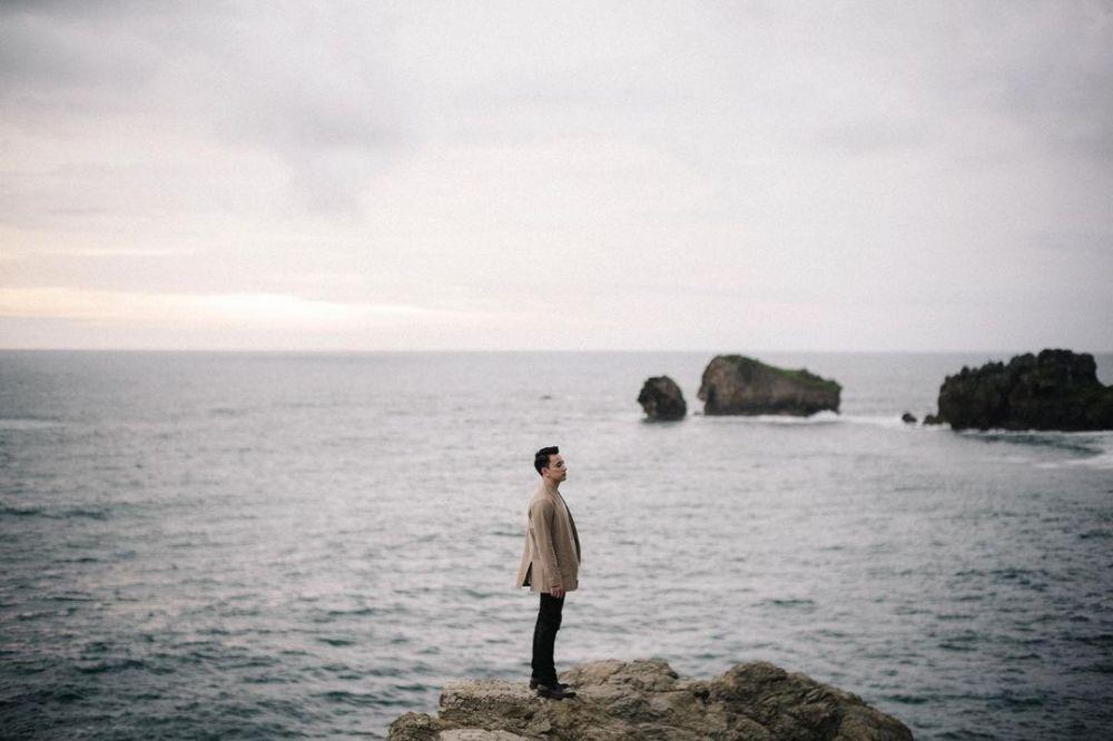 potret prewedding billy davidson dan patricia © Instagram