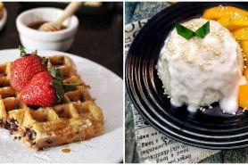 10 Resep dessert ala restoran, enak dan mudah dibuat