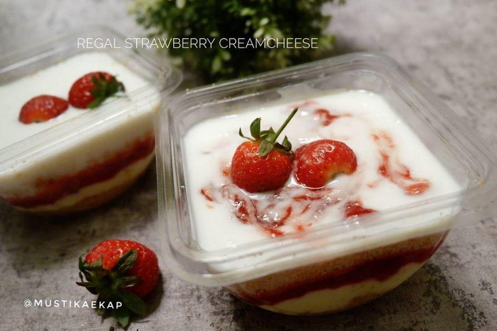Resep dessert ala restoran Instagram