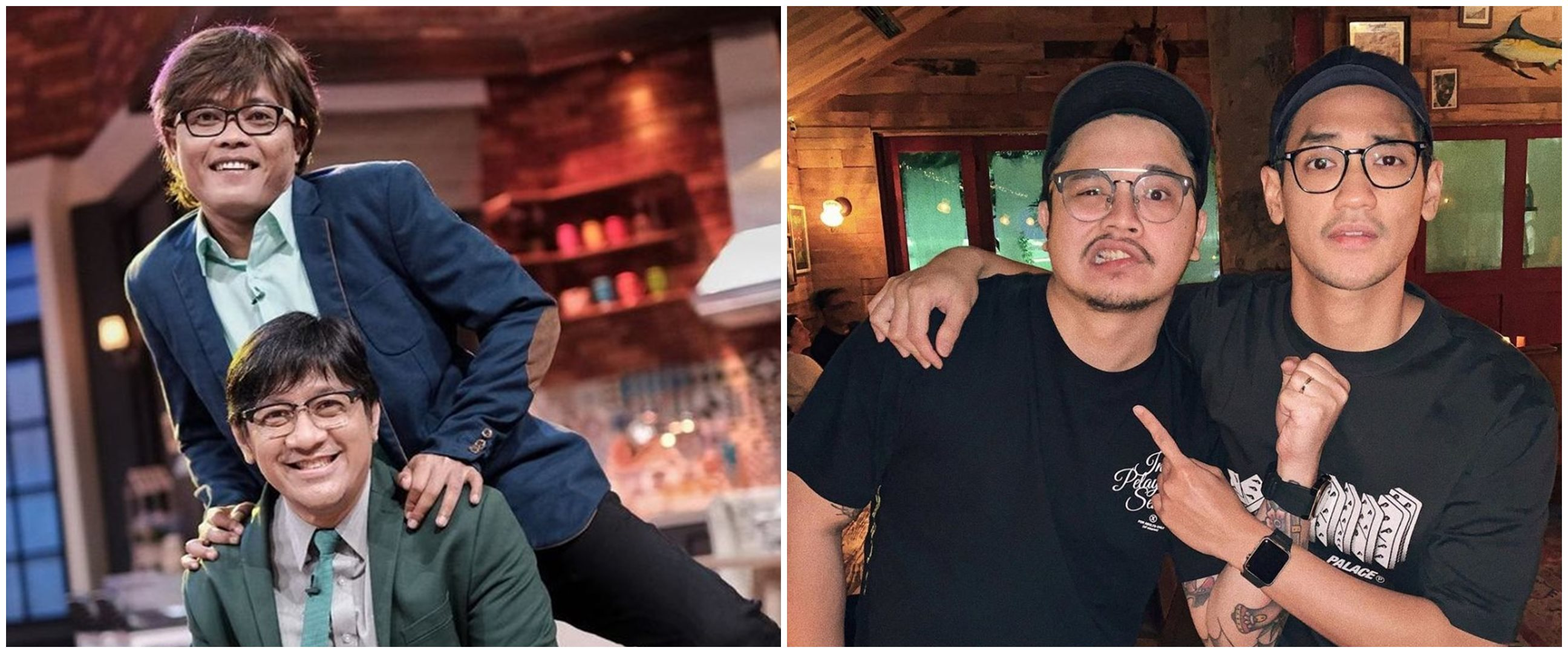 Brother goals, ini 10 potret persahabatan seleb cowok