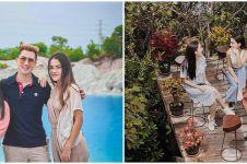 Berseteru di sinetron, ini 8 potret kompak Ranty Maria & Nicole Parham