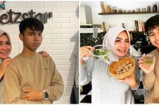10 Momen kocak Dimas Ahmad tak kenali Mama Rieta ibunda Nagita Slavina
