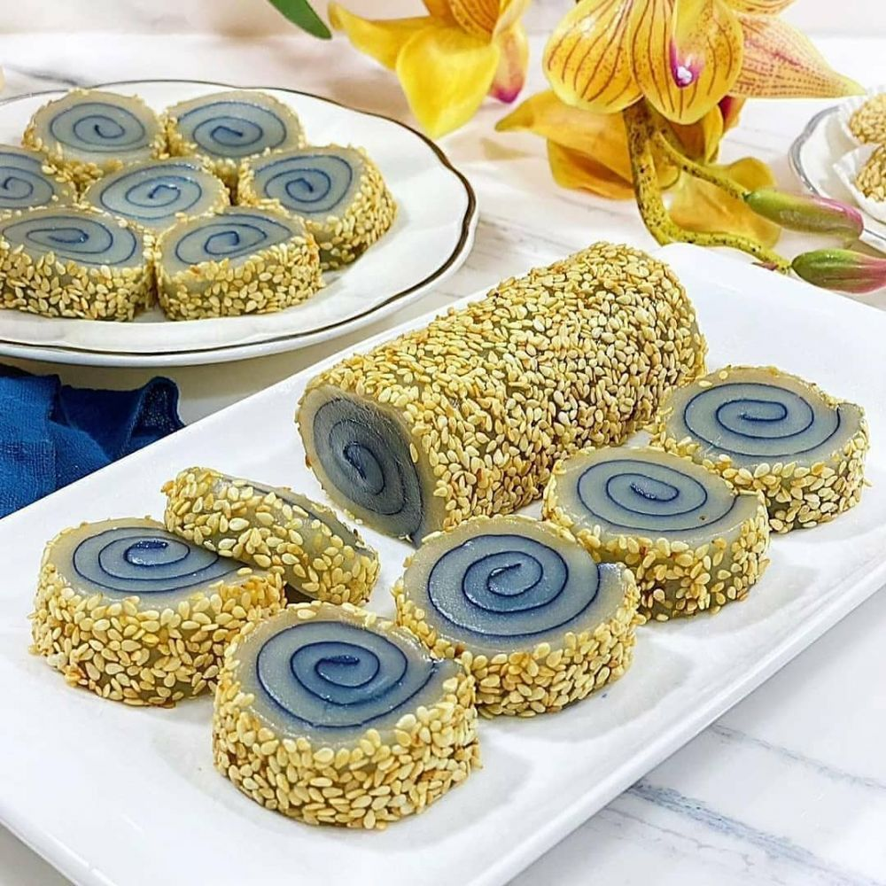 kue basah tanpa oven © Instagram