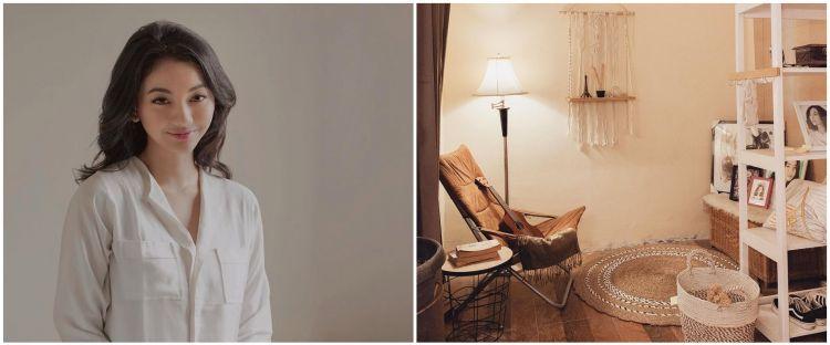 10 Penampakan kamar Glenca Chysara, instagramable banget