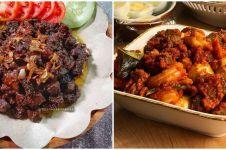 12 Resep kreasi jeroan ayam dan sapi, bikin lidah ketagihan