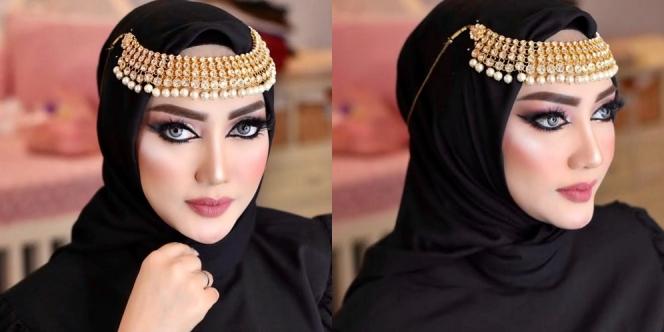 seleb dengan Arabian style © 2020 brilio.net