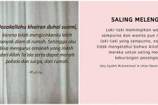 40 Kata-kata bijak Islami suami istri, makin harmonis