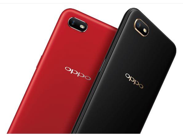 harga HP Oppo A1k © oppo.com