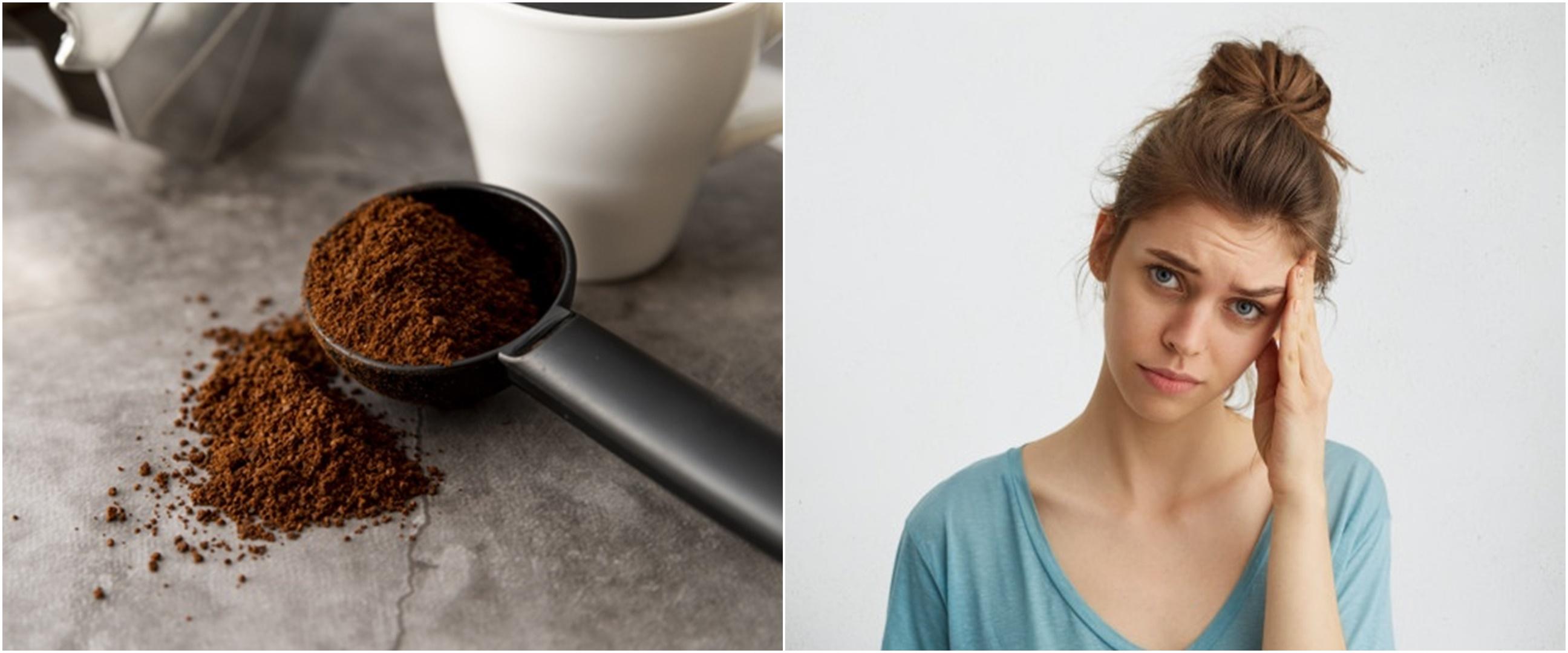 5 Cara membuat masker kopi untuk hilangkan mata panda, aman dan ampuh
