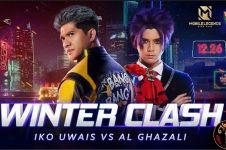Iko Uwais vs Al Ghazali, adu kekuatan skill bertarung siapa lebih jago