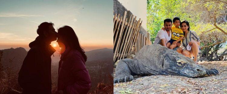 5 Destinasi rekomendasi Raffi Ahmad dan Nagita untuk libur akhir tahun
