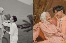 Cerita Rey Mbayang merayu Dinda Hauw untuk duet dalam Kuyakin Bahagia