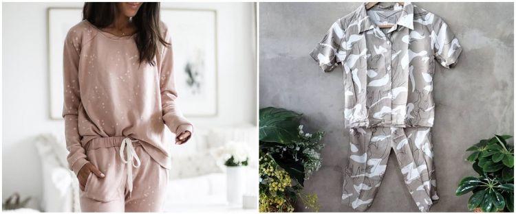 Jadi tren kala pandemi, bisnis baju rumahan kini laris manis