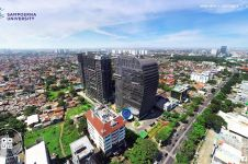 Sensasi virtual tour di Sampoerna University, ini 5 spot menarik