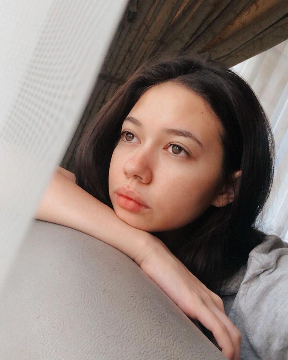 Mantan artis cilik tanpa make up Instagram