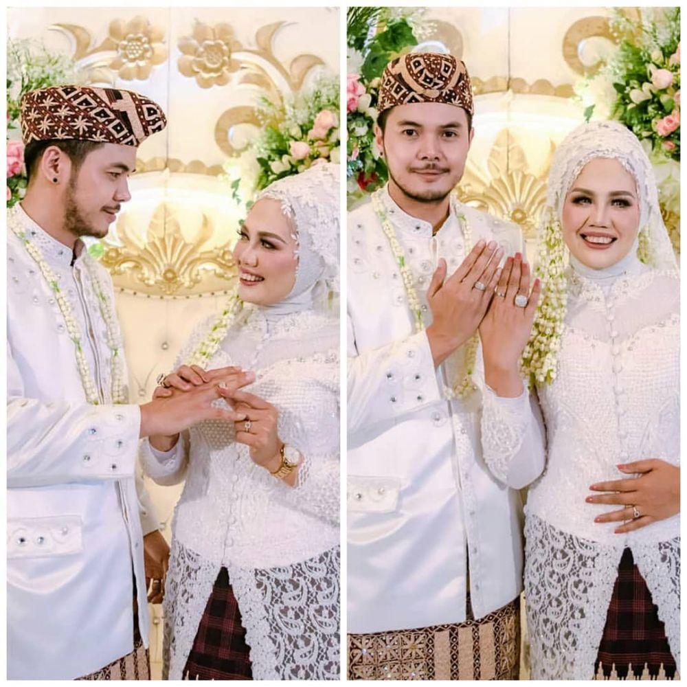 Elly Aher menikah © 2020 brilio.net