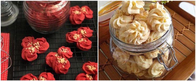 7 Resep kue sagu yang enak, renyah dan mudah dibuat