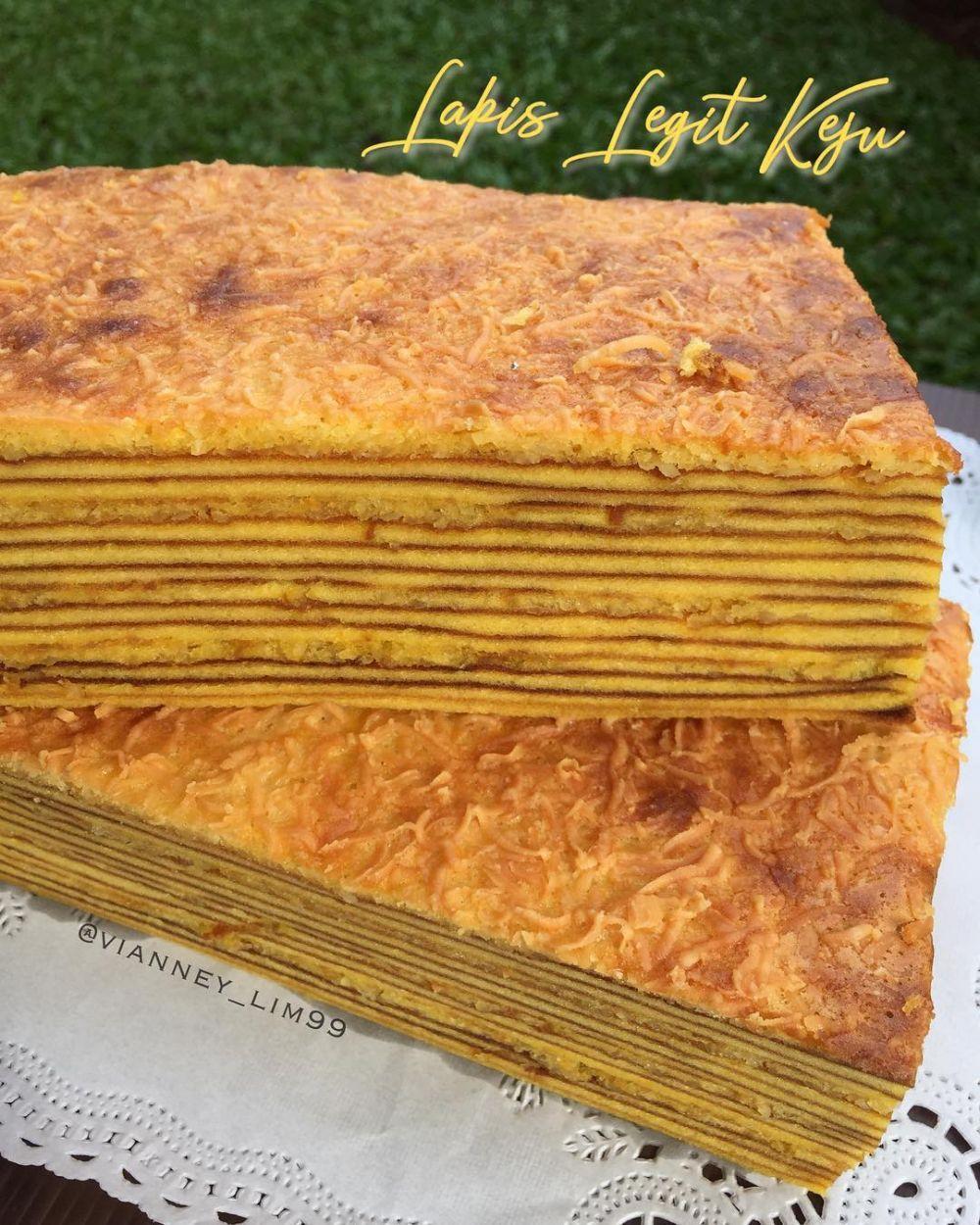 Resep Lapis Legit © 2020 brilio.net
