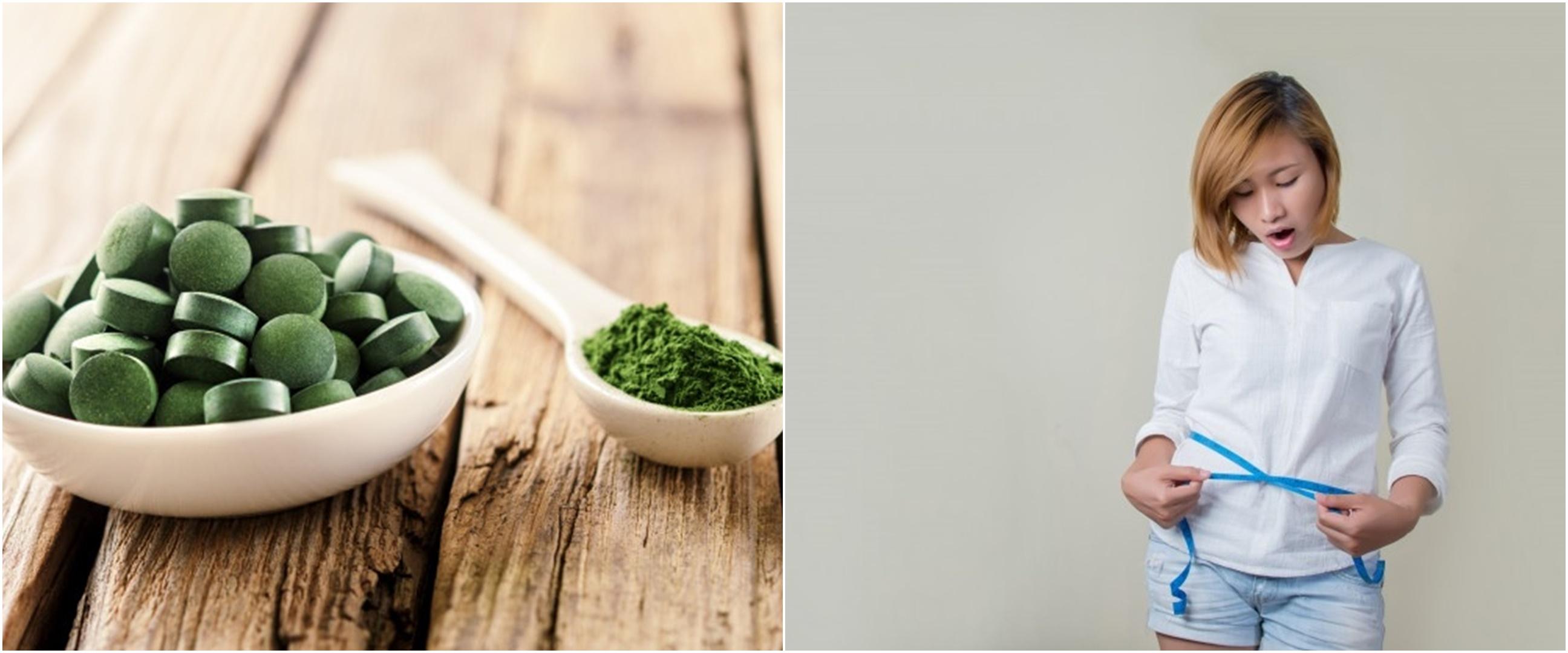 10 Manfaat spirulina untuk kesehatan, bisa turunkan berat badan