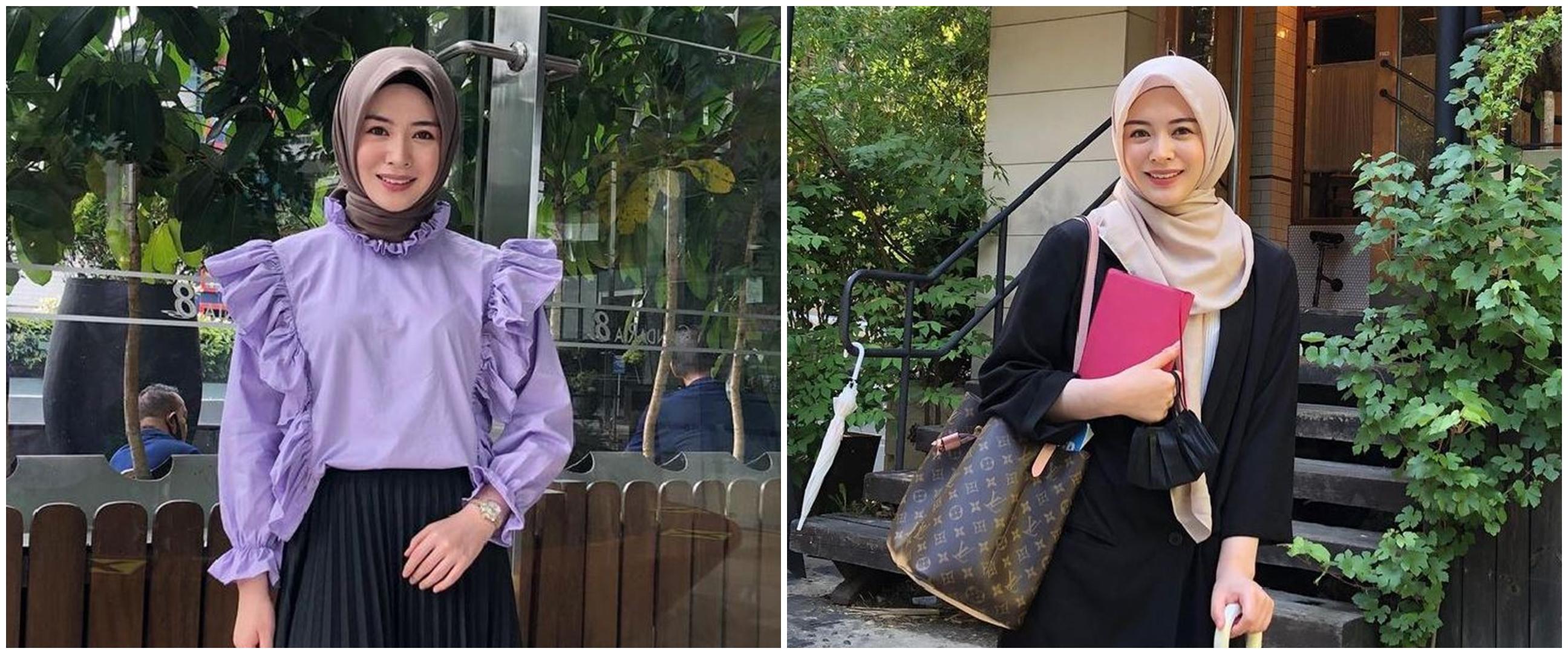 10 Penampakan apartemen Ayana Moon di Korea, desain interiornya elegan