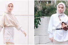 Makin stylish, ini 10 gaya simpel OOTD Lesty Kejora