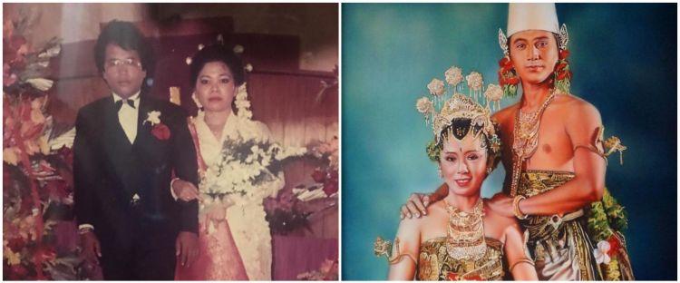 Potret lawas 10 presenter saat menikah, Uya Kuya manglingi banget